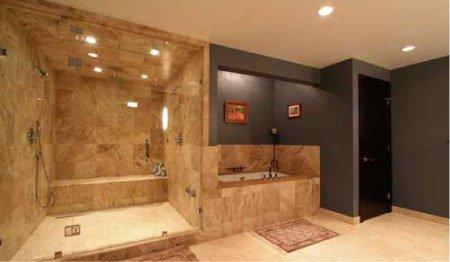 Seattle residential electrical services exact electric for Small bathroom upgrades