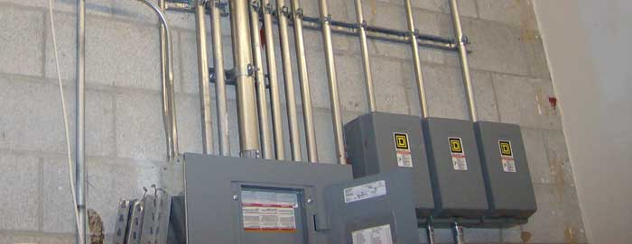 Exact Electric for Industrial Sites and Projects